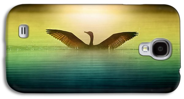 Geese Galaxy S4 Case - Phoenix Rising by Rob Blair
