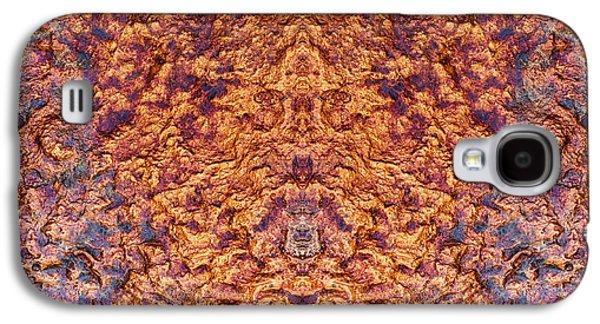 Phoenix Rising Galaxy S4 Case by Tim Gainey