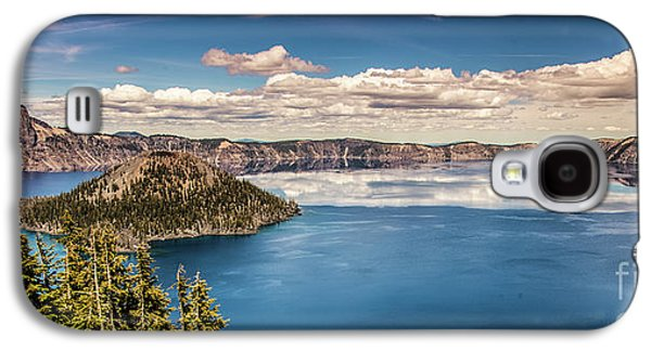 Crater Lake Galaxy S4 Case