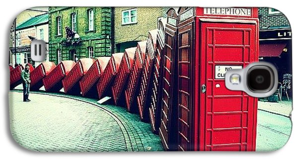 #photooftheday #london #british Galaxy S4 Case by Ozan Goren