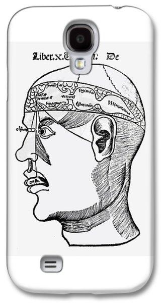 Phrenology Galaxy S4 Case