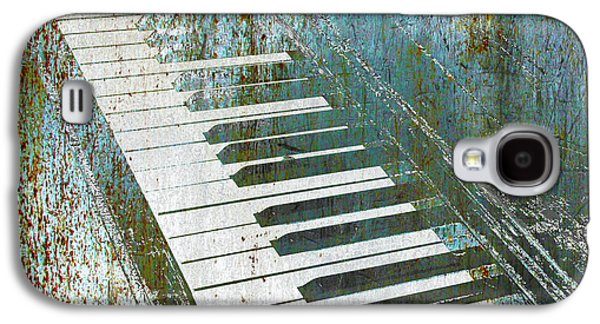 Piano Piano Galaxy S4 Case