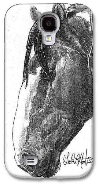 Picasso Galaxy S4 Case by Linda L Martin
