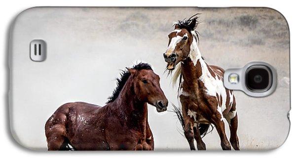 Picasso - Wild Stallion Battle Galaxy S4 Case