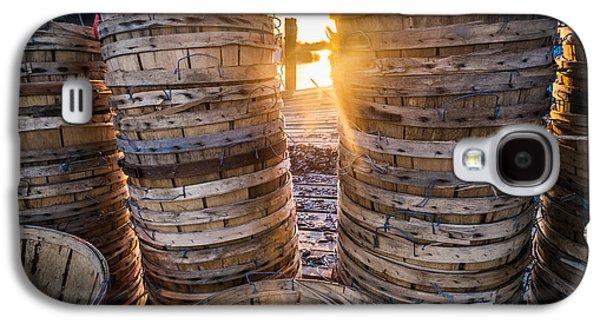 Pick A Basket Galaxy S4 Case by Kristopher Schoenleber