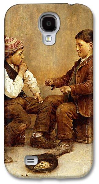 Pick A Hand, 1889 Galaxy S4 Case
