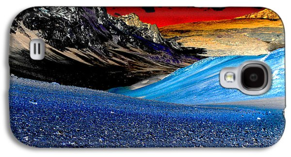 Science Fiction Photographs Galaxy S4 Cases - Pictures from Venus Galaxy S4 Case by Rebecca Margraf