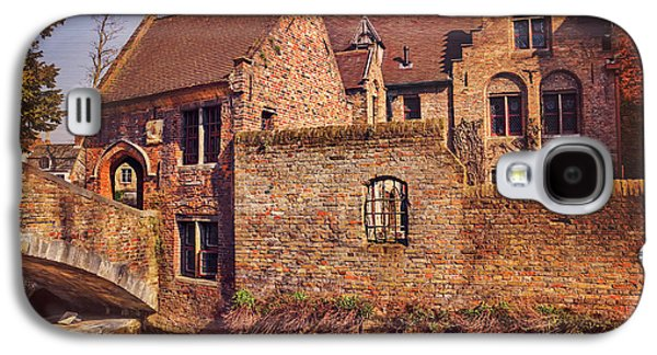 Picturesque Bruges  Galaxy S4 Case