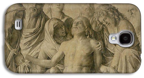 Pieta Galaxy S4 Case by Giovanni Bellini
