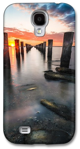 Pilling Up Galaxy S4 Case by Marvin Spates