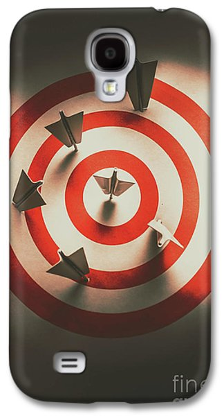 Pin Point Your Target Audience Galaxy S4 Case by Jorgo Photography - Wall Art Gallery