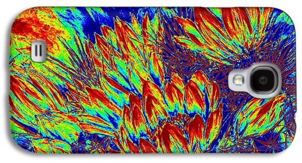 Pincusion Electrified Galaxy S4 Case by Summer Celeste