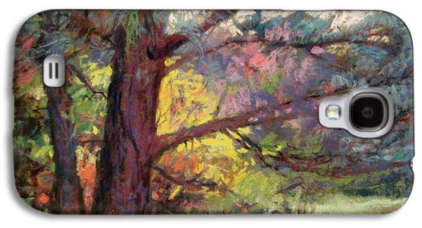 Pine Tree Dance Galaxy S4 Case