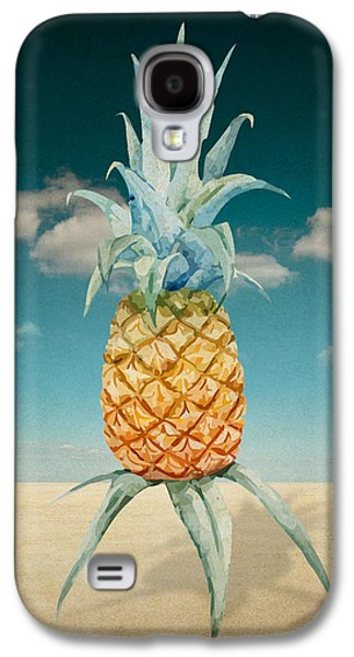 Pineapple  Galaxy S4 Case
