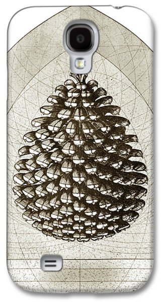 Pinecone Galaxy S4 Case by Charles Harden