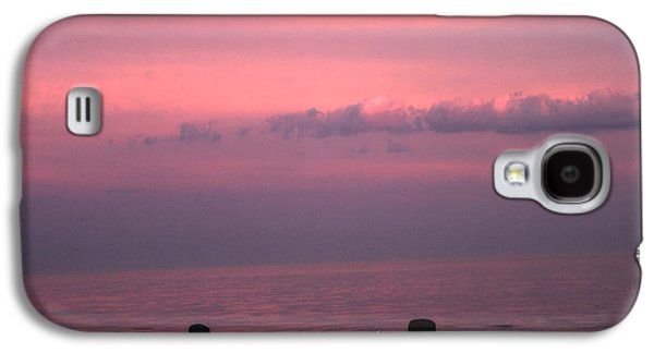 Pink And Deserted Galaxy S4 Case