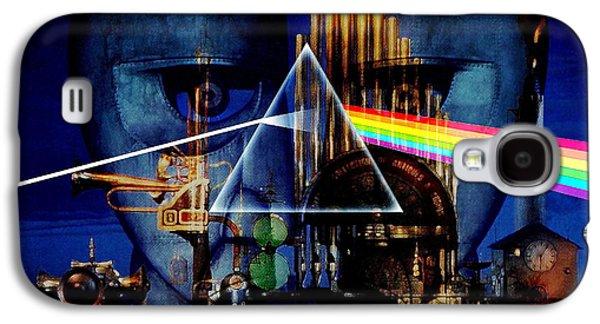 Pink Floyd Montage Galaxy S4 Case