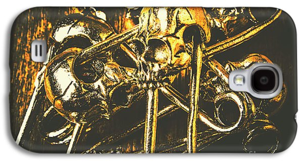Pins Of Horror Fashion Galaxy S4 Case by Jorgo Photography - Wall Art Gallery