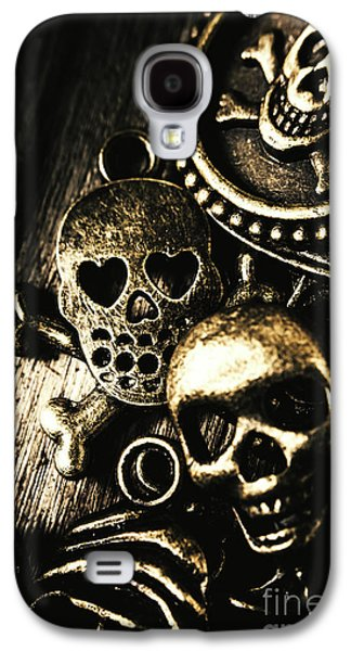 Galaxy S4 Case featuring the photograph Pirate Treasure by Jorgo Photography - Wall Art Gallery