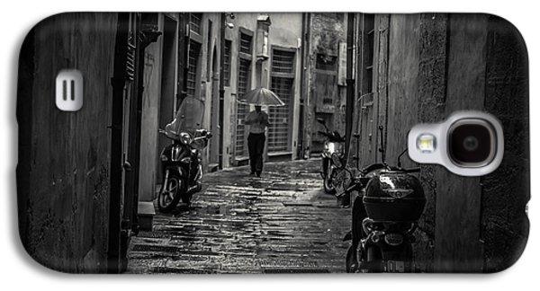 Pisa Back Alley Galaxy S4 Case by Chris Fletcher