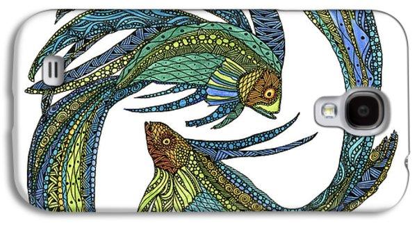 Pisces Galaxy S4 Case