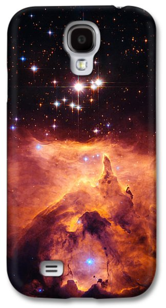 Pismis 24 And Ngc 6357 Galaxy S4 Case