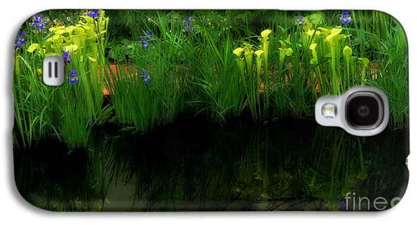 Pitcher Plant Garden Galaxy S4 Case