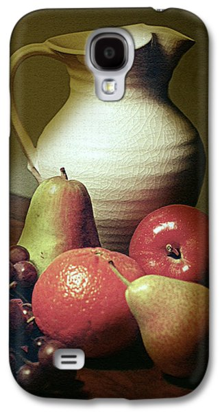 Pitcher With Fruit Galaxy S4 Case