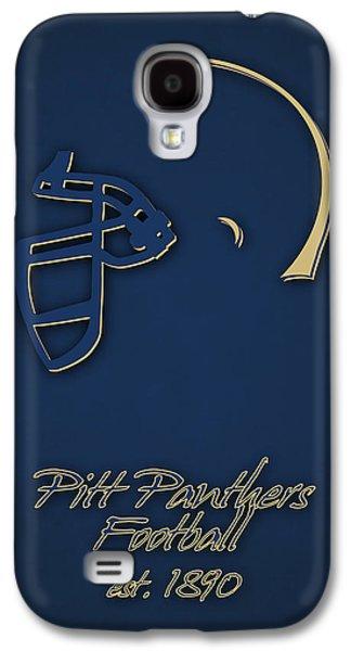 Pitt Panthers Galaxy S4 Case by Joe Hamilton