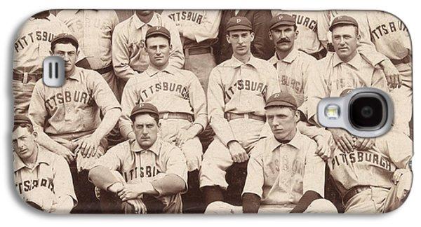 Pittsburgh National League Baseball Team Galaxy S4 Case