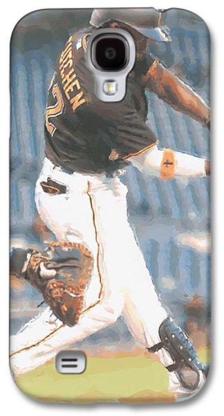 Pittsburgh Pirates Andrew Mccutchen 2 Galaxy S4 Case