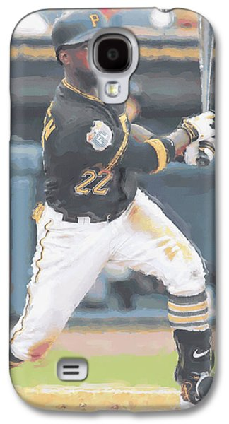 Pittsburgh Pirates Andrew Mccutchen 3 Galaxy S4 Case