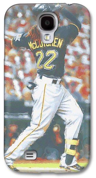Pittsburgh Pirates Andrew Mccutchen 5 Galaxy S4 Case