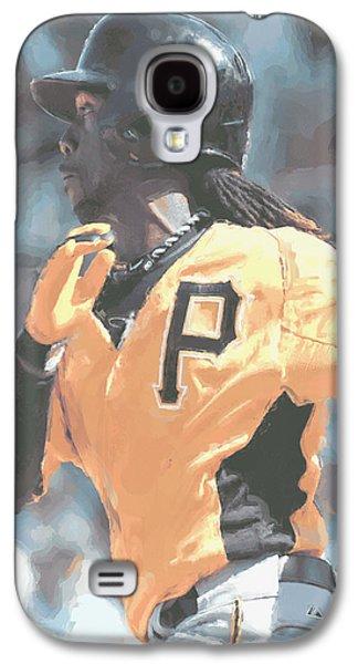 Pittsburgh Pirates Andrew Mccutchen Galaxy S4 Case