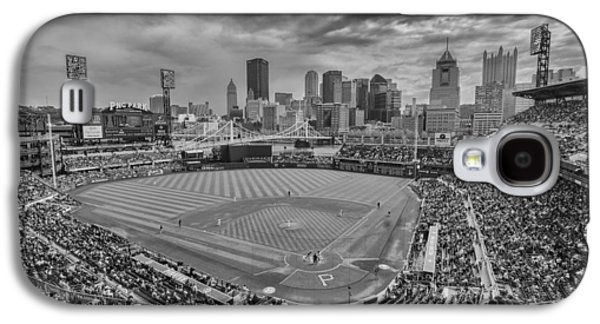 Pittsburgh Pirates Pnc Park Bw X1 Galaxy S4 Case