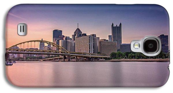 Pittsburgh Galaxy S4 Case by Rick Berk