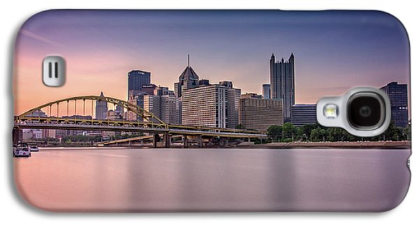 Pittsburgh Galaxy S4 Case