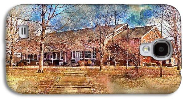 Plainfield Friends Meeting - A Quaker Church Galaxy S4 Case by Dave Lee