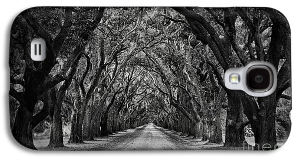 Plantation Oak Alley Galaxy S4 Case