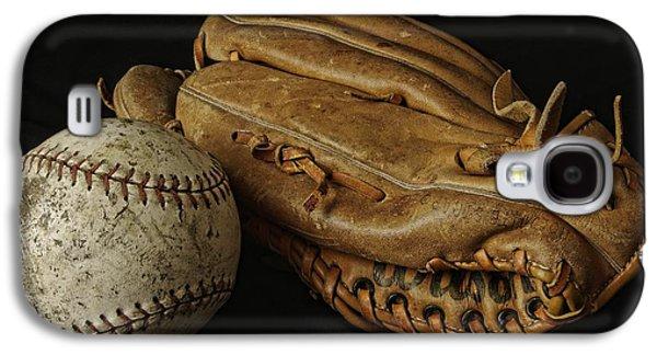 Play Ball Galaxy S4 Case by Richard Rizzo