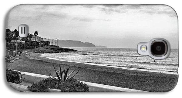 Galaxy S4 Case - Playa Burriana, Nerja by John Edwards
