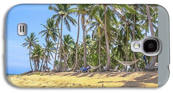Playa Rincon In Samana Peninsula Galaxy S4 Case