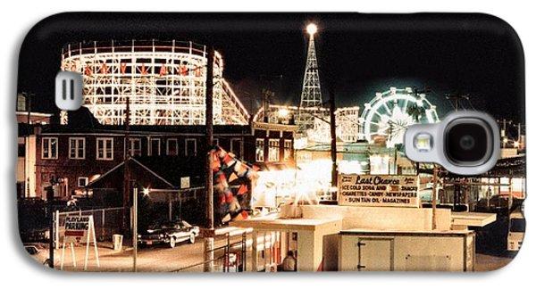 Playland Galaxy S4 Case by Bruce Lennon