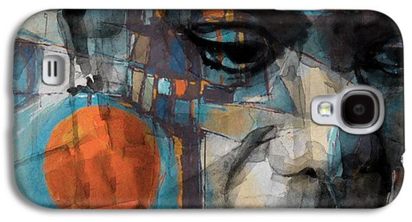 Please Don't Let Me Be Misunderstood Galaxy S4 Case by Paul Lovering