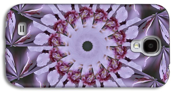 Galaxy S4 Case featuring the photograph Plum Tree Kaleidoscope by Bill Barber