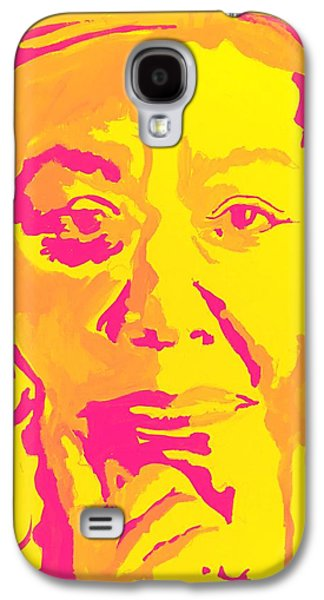 Poetically Speaking  Galaxy S4 Case by Miriam Moran