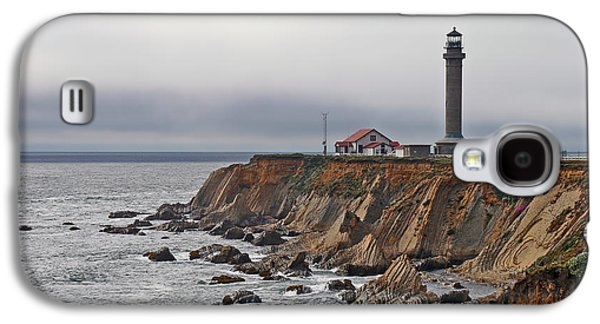 Point Arena Lighthouse Ca Galaxy S4 Case