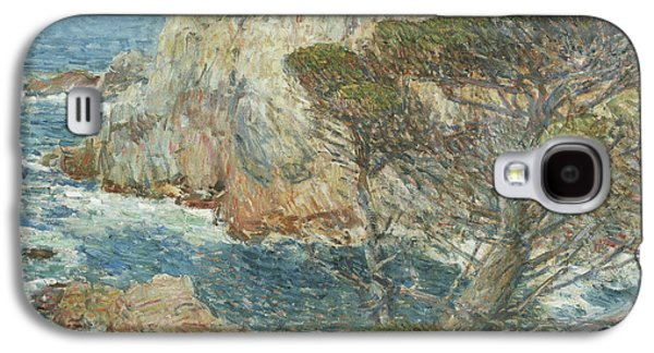 Point Lobos, Carmel, 1914 Galaxy S4 Case by Childe Hassam