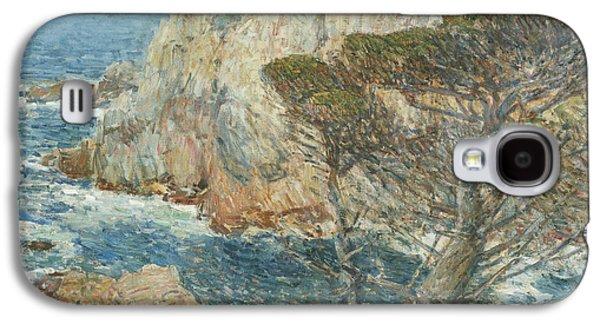 Point Lobos, Carmel Galaxy S4 Case by Childe Hassam