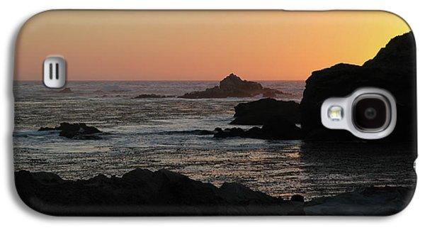 Point Lobos Sunset Galaxy S4 Case
